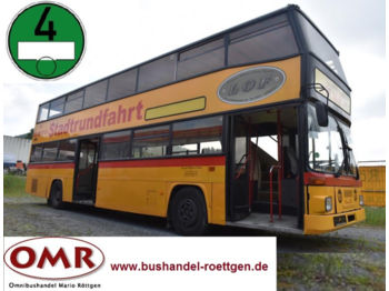 Двуетажен автобус MAN SD 202 Cabrio / SD200 / A14 / Skyliner