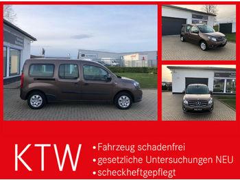 Микроавтобус Mercedes-Benz Citan 111 Tourer Edition,Extralang,Tempomat