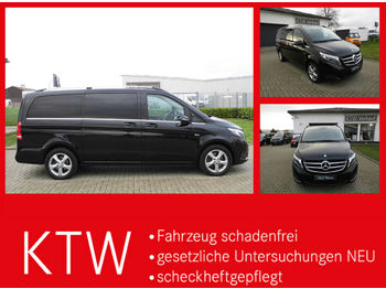 Микроавтобус Mercedes-Benz V 250 Avantgarde,lang,2xKlima,7-Sitzer,ILS,Navi