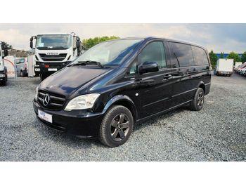 Микроавтобус Mercedes-Benz Vito 113cdi/L 9 sitze / klima/ AHK 2t/ automatik: фото 1