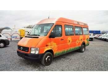 Міський автобус Volkswagen LT 46 BUS 27 sitze / AHK/ 132790km