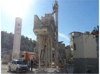 BENNINGHOVEN LIMITED OFFER! TBA-200 (200 tonnes/hour) Stationary Plant - Asphaltmischanlage