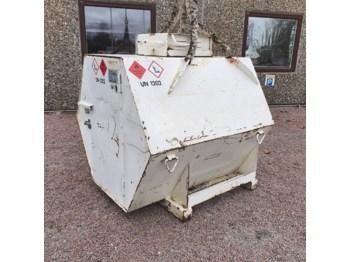 Baugeräte Färmartanken 1000 liter