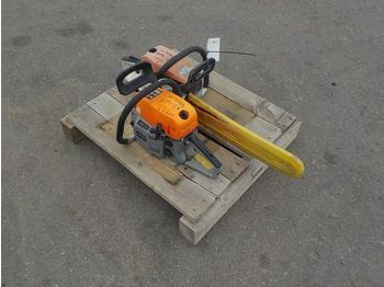 Baugeräte Pallet of Gasoline Chain Saw (2 of)