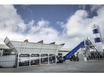 SUMAB FAST INSTALLING! F-60 (60m3/h) Mobile Plant - Betonmischanlage