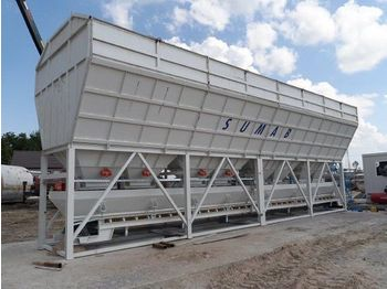 SUMAB LIMITED OFFER! T-60 (60m3/h) Stationary Plant - Betonmischanlage