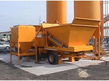 SUMAB QUALITY PRODUCT! M-2200 (50m3/h) Mobile Plant - Betonmischanlage