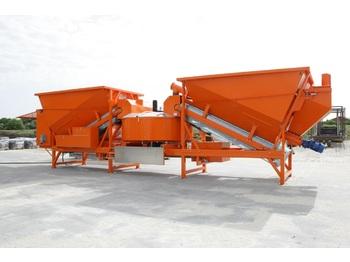 SUMAB SEMI MOBILE F-2200 (55m3/h) Plant - Betonmischanlage
