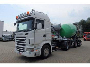 Betonmischer Scania R440 4x2 SZM mit Betonmischer Schwing 10 m³