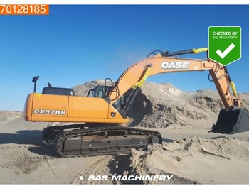 Case CX370 B More units coming in july - Kettenbagger