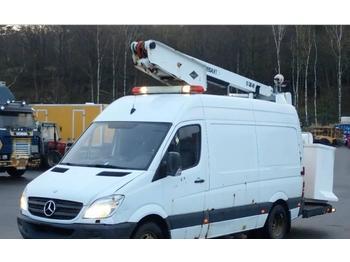 Mercedes-Benz Sprinter 515 CDI Versalift 14 mts boom lift van  - LKW mit Arbeitsbühne