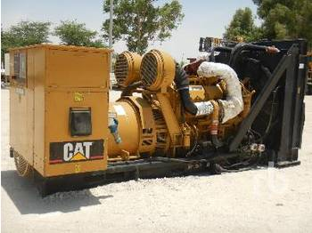 Stromgenerator CATERPILLAR SR4B-GD 1000 KW Skid Mounted