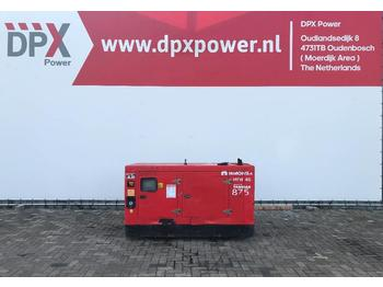 Stromgenerator Himoinsa HYW-45 - Yanmar - 45 kVA Generator - DPX-11916: das Bild 1