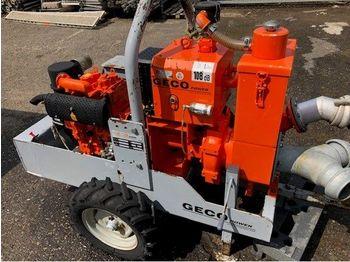 AGREX GECO Power MPD 4/12 Agregat pompowy - Wasserpumpe