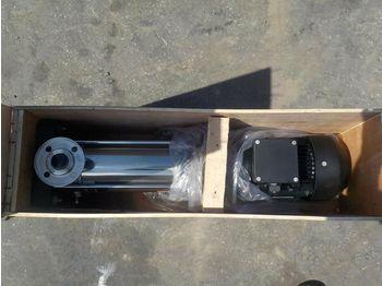 Unused Shimge QDFL2-150 Stainless Steel Light Duty Multilvel Pump, 2m³/h, 1.5kW - Wasserpumpe