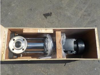 Unused Shimge QDFL8-50 Stainless Steel Light Duty Multilvel Pump, 8m³/h, 2.2kW - Wasserpumpe