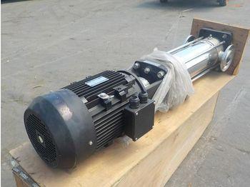 Unused Shimge QDLF8-160 Stainless Steel Light Duty Multilvel Pump, 8m³/h, 5.5kW - Wasserpumpe