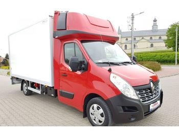 Renault Master - bestelwagen gesloten laadbak