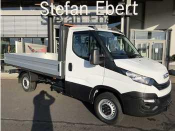 Bestelwagen met open laadbak Iveco Daily 35 S 15 3.0 L, Pritsche Tempo+Klima+AHK