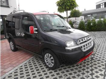 Fiat Doblo 1.9  KLIMA Schiebetür  - gesloten bestelwagen