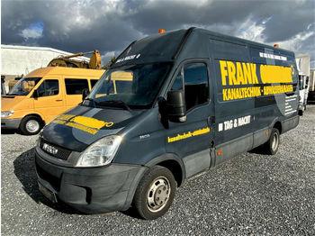 Gesloten bestelwagen Iveco 35C13V Daily 2.3 HPI Zwilling