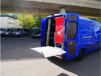 Gesloten bestelwagen MERCEDES-BENZ Sprinter 313 CDI Maxi Euro VI Lift Hebebühne