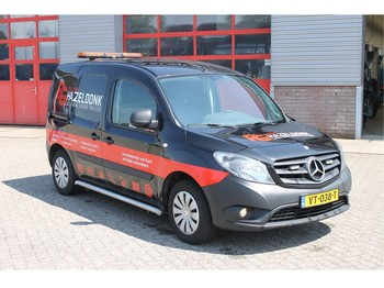 Mercedes-Benz Citan 108 CDI Economy service-wagen - gesloten bestelwagen