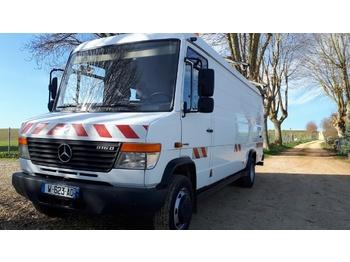 Mercedes Benz VARIO MAXI 816 Bleutec 5 - gesloten bestelwagen