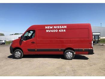 Nissan NV400  - gesloten bestelwagen