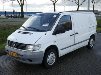 Gesloten bestelwagen Mercedes-Benz Vito 110 cdi