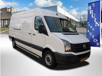 Volkswagen Crafter 163 PK MAXI L3 Airco 3500 Kg trekhaak 3 zits - gesloten bestelwagen