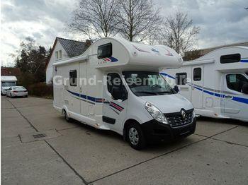 Ahorn 680 ECO incl.vollautom. SAT-Anl.  - campingbil