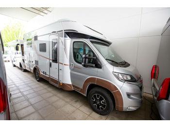 Bürstner DELFIN T690 G AHK HUBBETT  - campingbil