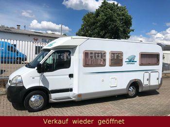 Campingbil Weinsberg 670 ME - Sat/Solar - niedrige Einzelbetten -