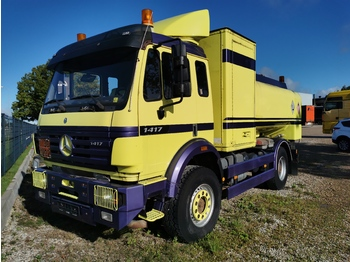 MERCEDES-BENZ 1417 4X4 - bosbouw tractor