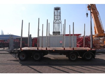 Nopa 4AXLE TIMBER TRANSPORT - houttransport
