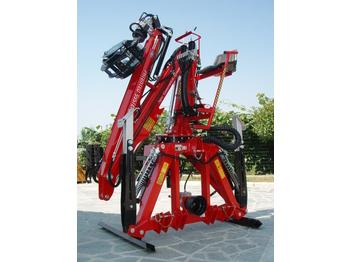 Bosbouwmachine TECNOMECCANICA Caricatore - Gru forestale TFC4200