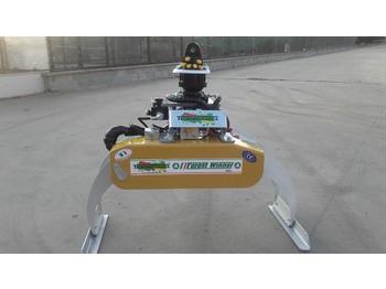 Bosbouwmachine TECNOMECCANICA Pinza con kit motosega Ø 450 taglio-TL125MP-I