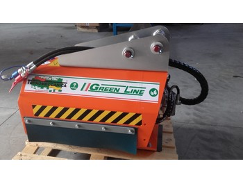 Bosbouwmachine TECNOMECCANICA Trincia per escavatore ST500L