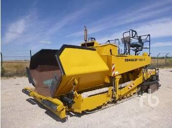 DEMAG DF100C Crawler - asfaltafwerkmachine