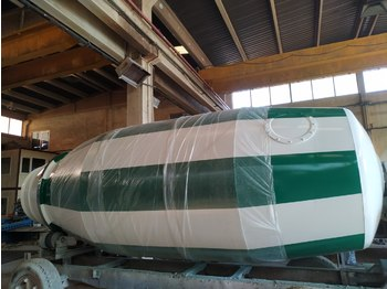 NT MAKINE DRUMS from 5 m3 to 15 m3 - betonmixer