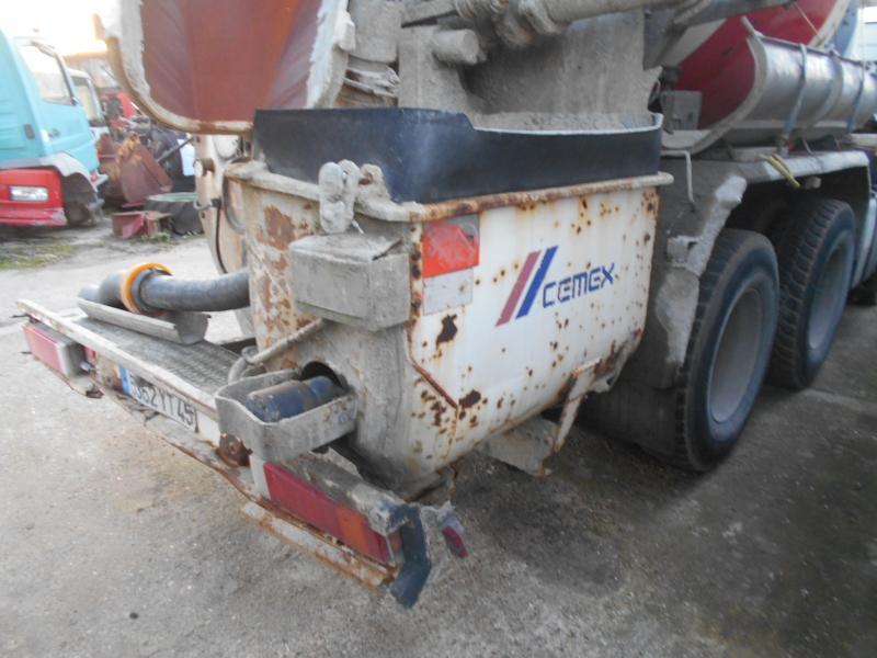 Betonmixer Renault Kerax 370: afbeelding 6