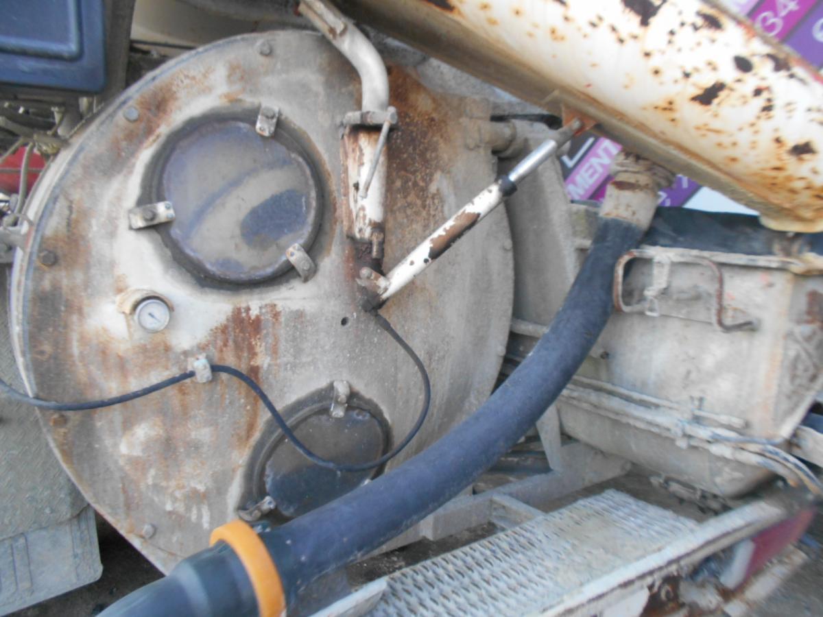 Betonmixer Renault Kerax 370: afbeelding 5
