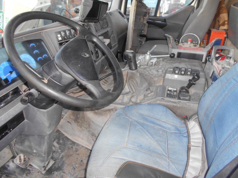 Betonmixer Renault Kerax 370: afbeelding 13
