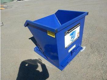 Unused Self Dumping Hopper Equipment Attachment To suit Forklift - betonmixer