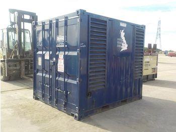 2015 Nextpower 100KvA Containerised Generator, Perkins Engine - industrie generator