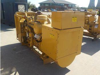 CAT 250KvA Skid Mounted Generator, CAT 6 Cylinder Engine - industrie generator