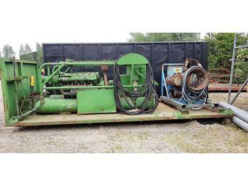 Industrie generator DEUTZ-FAHR Aggregaat
