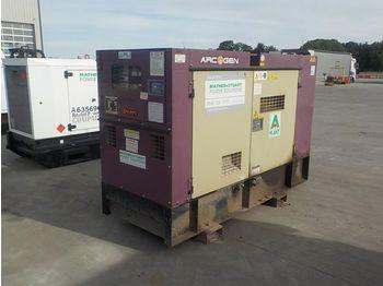 Denyo DCA-60ESEI - industrie generator