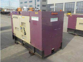 Denyo DCA-60ESEK - industrie generator